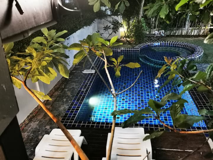 5 🌟Phuket 3 BED HOUSE PVT POOL  + TREEHOUSE UNIT