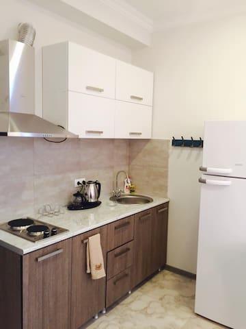 Ureki Apartments at Magnetic Sand - Ozurgeti - Daire