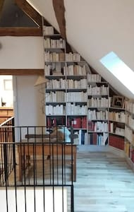 Grand Loft neuf coeur de Ville - Rambouillet
