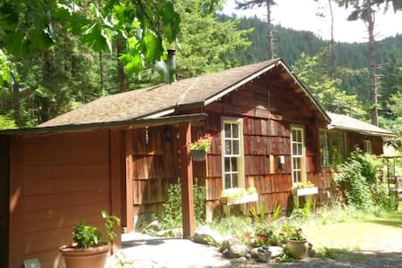 Cabin in Paradise Valley, Squamish - Squamish - House