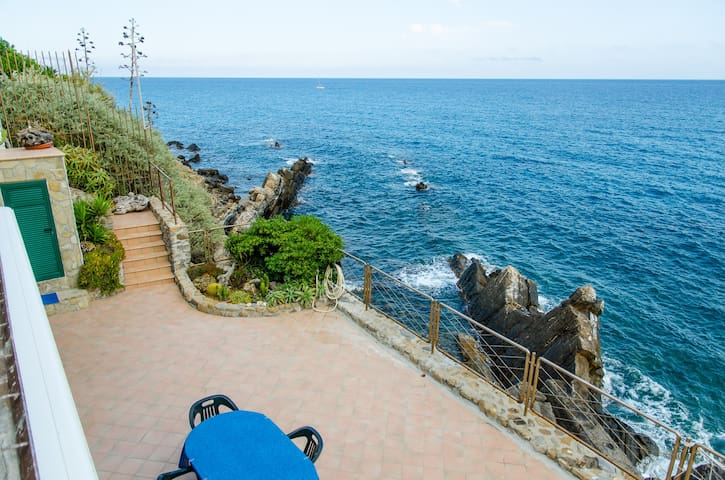 Dream home by the sea - Cipressa
