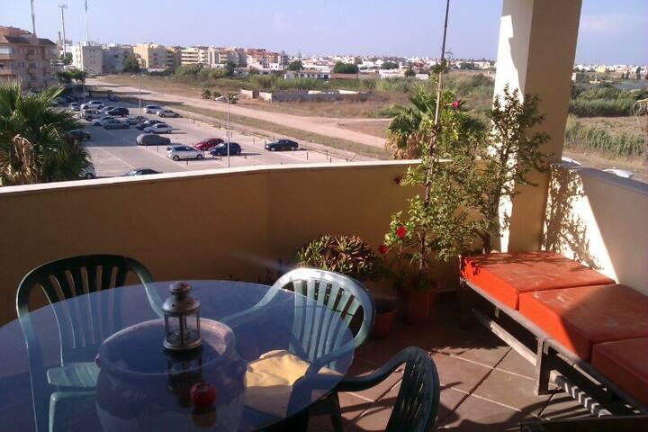 PISO EN CHIPIONA, PLAYA DEL CAMARON - Chipiona - Lejlighed