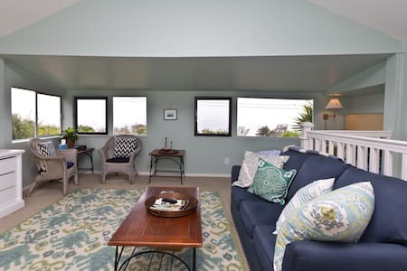 Ocean View Cottage  - Summerland - Talo