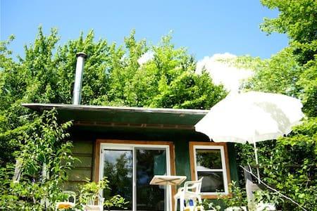 Charmant chalet dans la nature - Saint-Jacques-le-Majeur-de-Wolfestown - Alpehytte