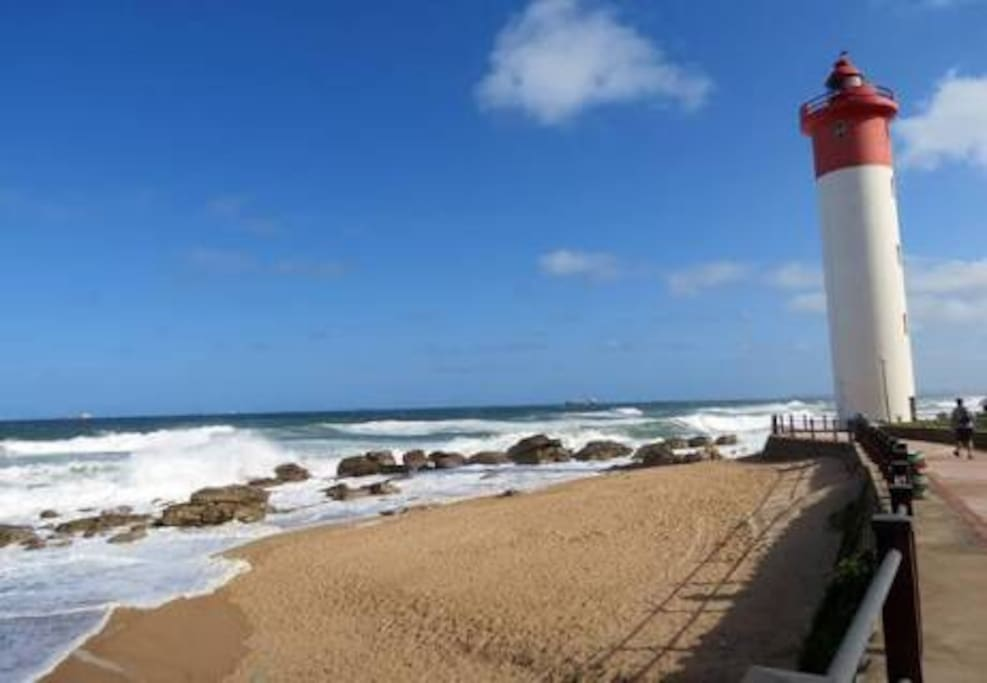 Umhlanga Beach Front