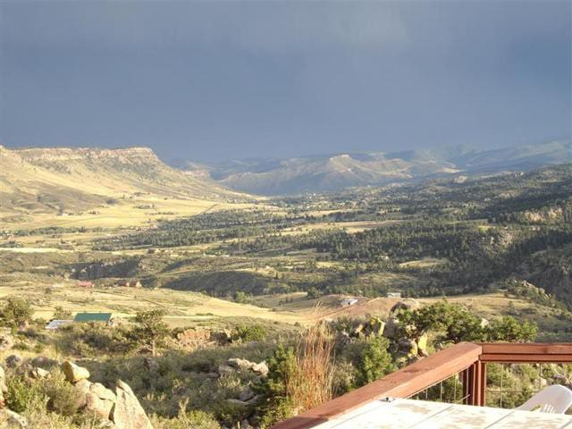 VIEWS! Close-in mountain getaway! - Lyons - Dom