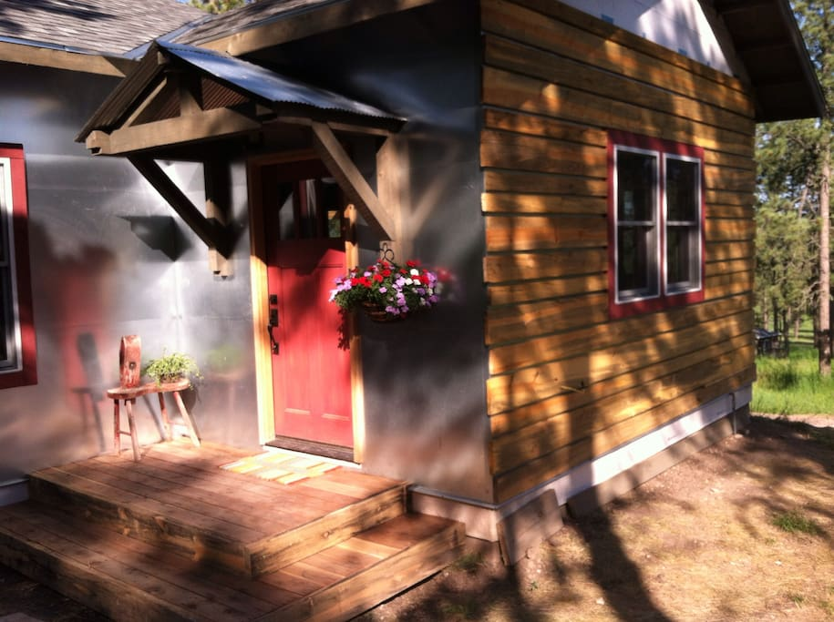 Welcome to the Cabin at Bluebird Ridge!