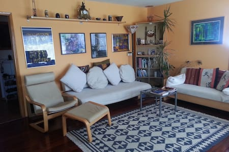 Quiet, comfortable room  - Gardena - Casa