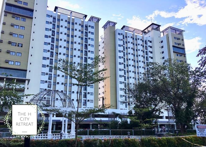Studio,Grand Residences,Cebu,7mins walk - I.T.Park
