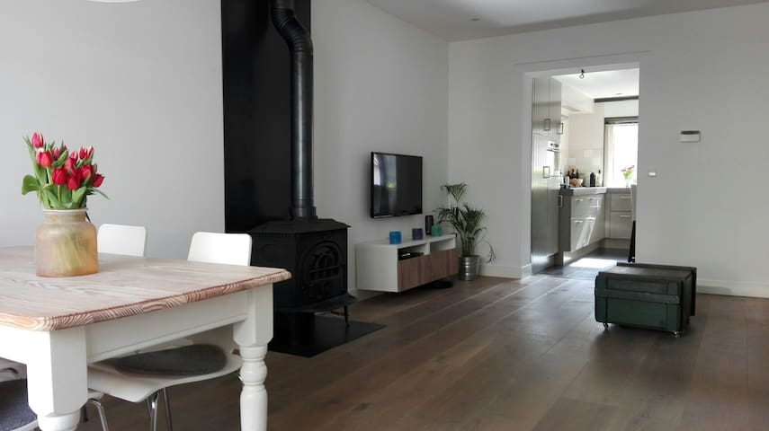 Two Twin bedrooms Alkmaar City Centre - Alkmaar - Casa