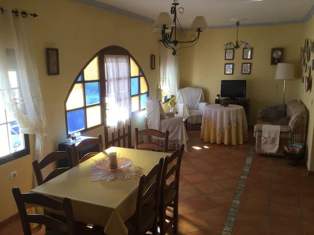 Apartamento turístico en Fuenteheridos (Huelva) - Fuenteheridos - Wohnung