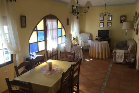 Apartamento turístico en Fuenteheridos (Huelva) - Fuenteheridos - Leilighet