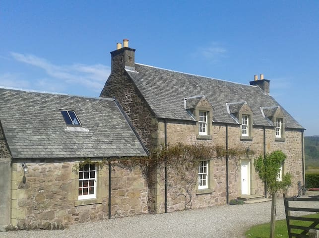 Large Room in Idyllic Rural Retreat - Gartmore - Huis