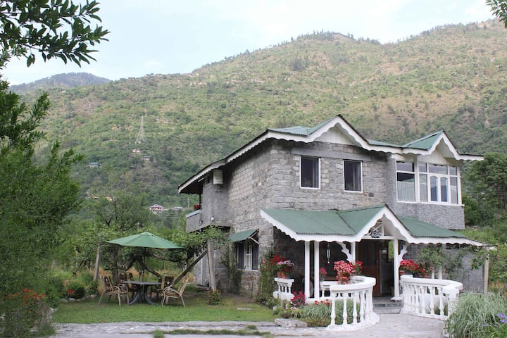 KULLU MANALI OUR PLACE KIWI COTTAGE