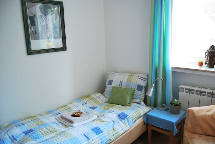 Furnished room 42-2close to Airport - Bremen - Apartamento
