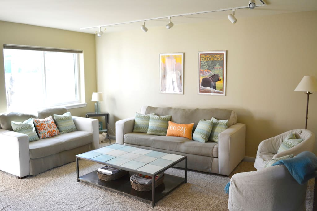 Gorgeous Family Friendly 3 Bedroom Townhome Townhouses For Rent In Steamboat Springs