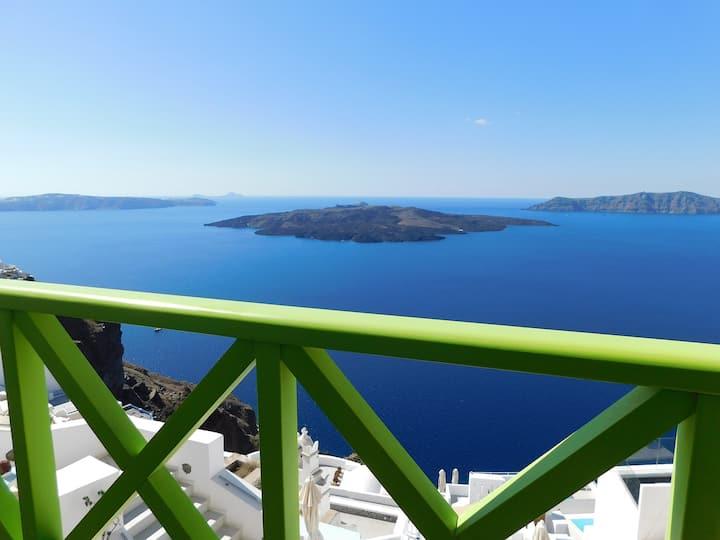 Cabana Mansion - King Suite Balcony & Jacuzzi