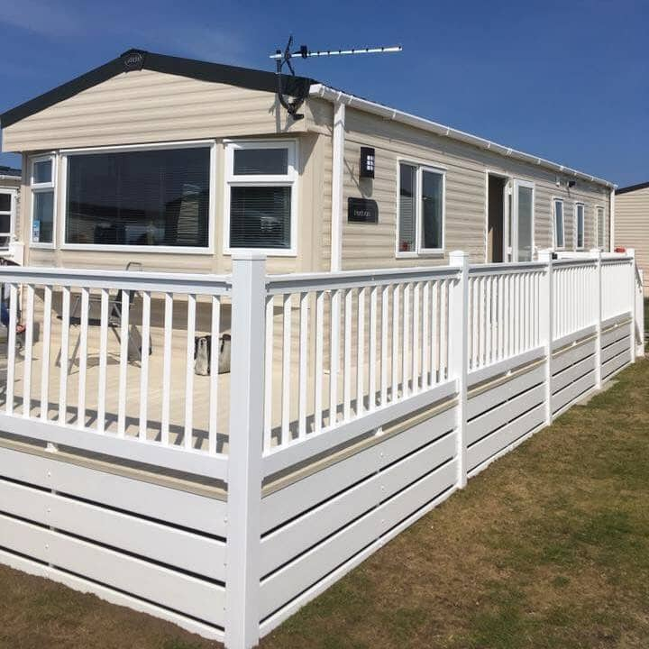 Luxury 3 bedroom 8 berth Caravan