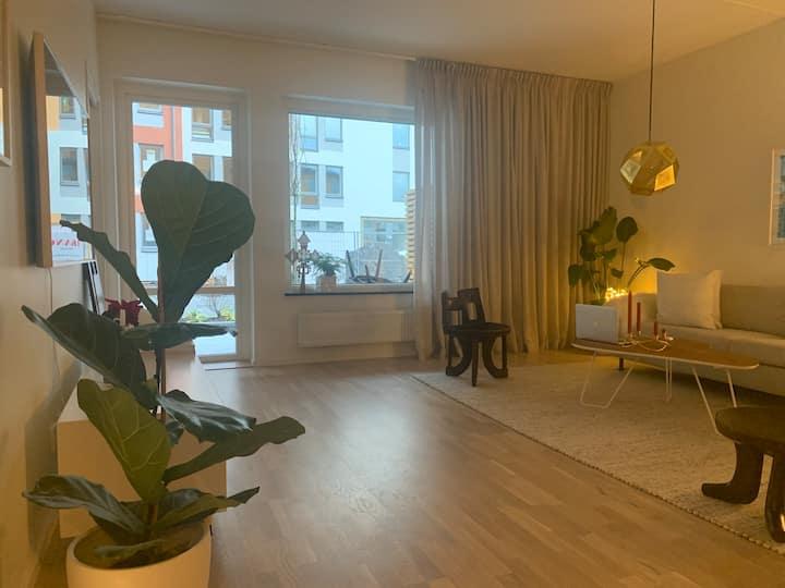 Modern New flat central Stockholm