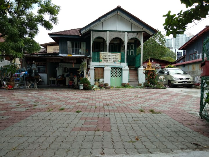 Ban Siam, 3 Lorong Burma / Burma Lane