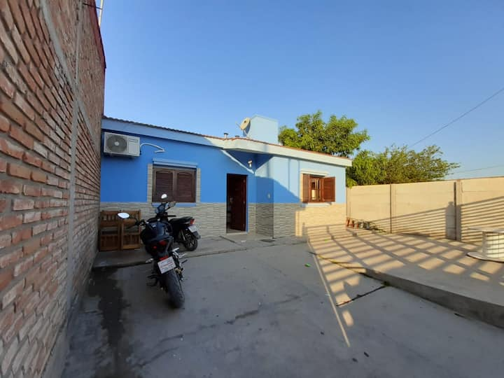 Casa disponible MOTO GP - Termas