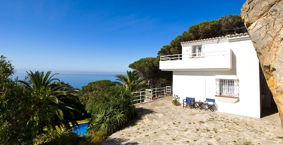 House of the rising sun with amazing sea views - Tarifa - Villa