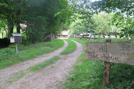 Au gros chêne - Plancher-les-Mines - Hus
