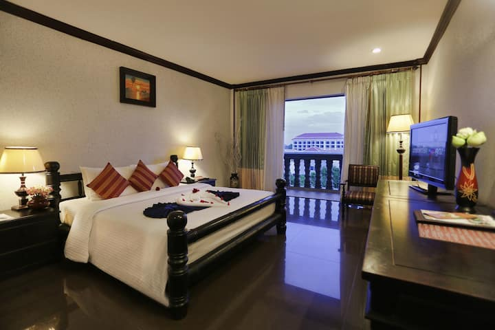 Private Deluxe Room@ Lucky Angkor Resort & Spa