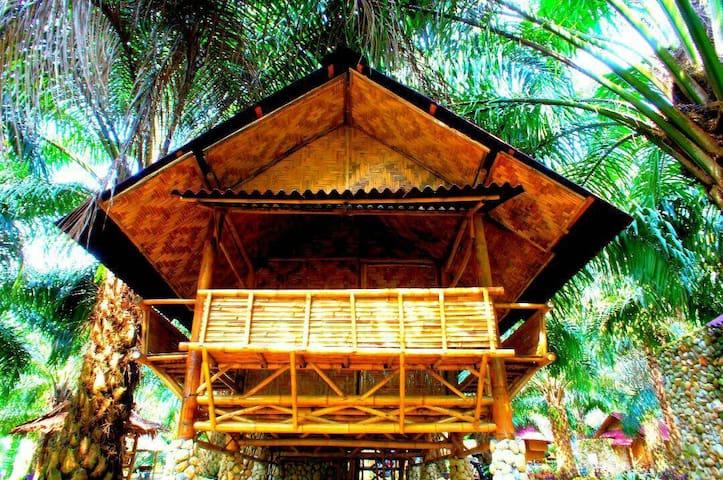 Bamboo Village / Kampung Buluh