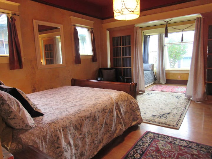 The Hummingbird Suite