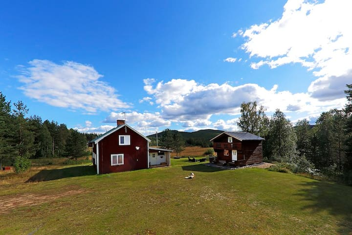 Njalla - The little house