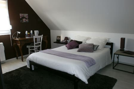 A few steps from Basel and airport - Bartenheim - Hus