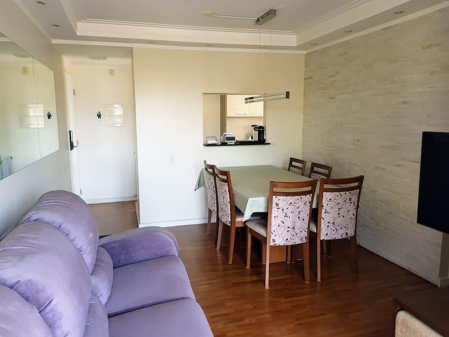 Living room - opposite view