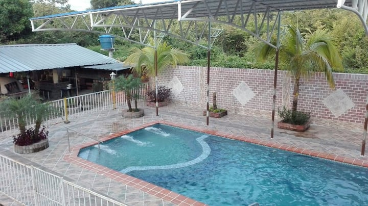 Casa Campestre Ecoturistica Rivera Huila