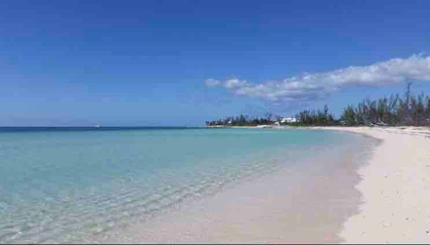 Stunning Xanadu beach