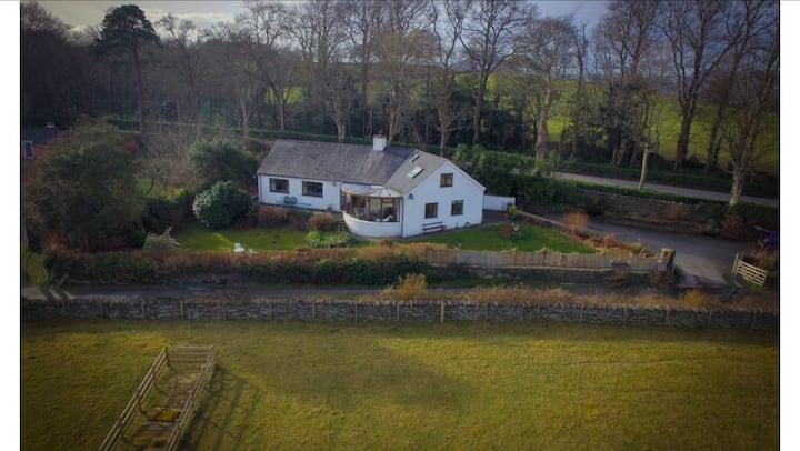 Artist cottage Portmeirion with views Snowdonia