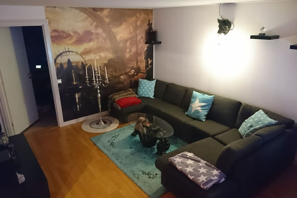 Livingroom/Vardagsrummet