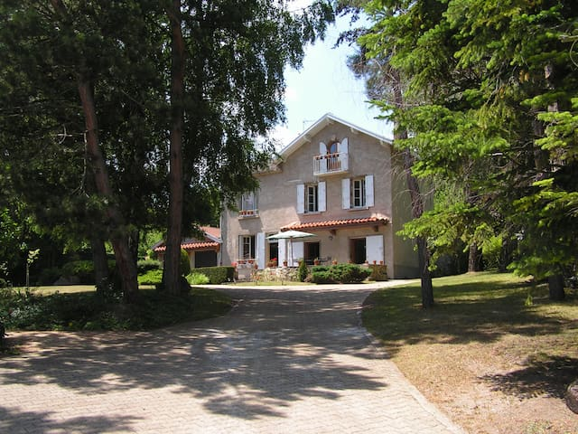 Villa Bel Air La maison de Mireille - Le Puy-en-Velay - Villa