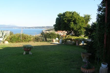Sea apartment with amazing view! Enjoy and relax!! - Ierissos