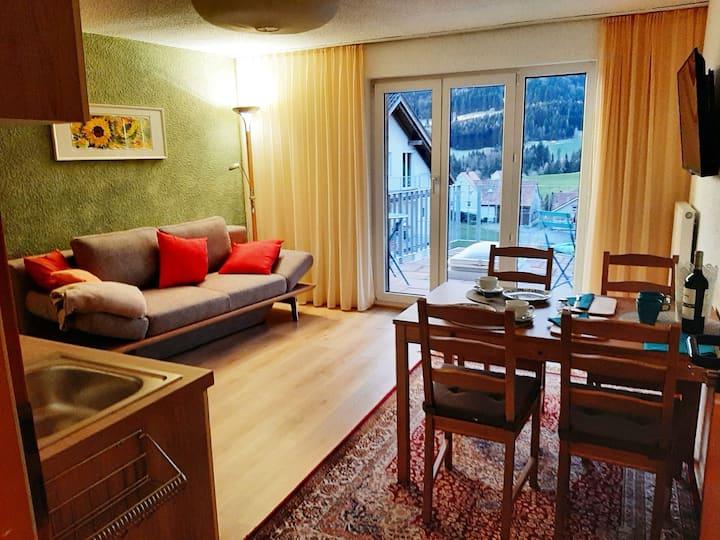 Sonniges Appartement im schönen Appenzell