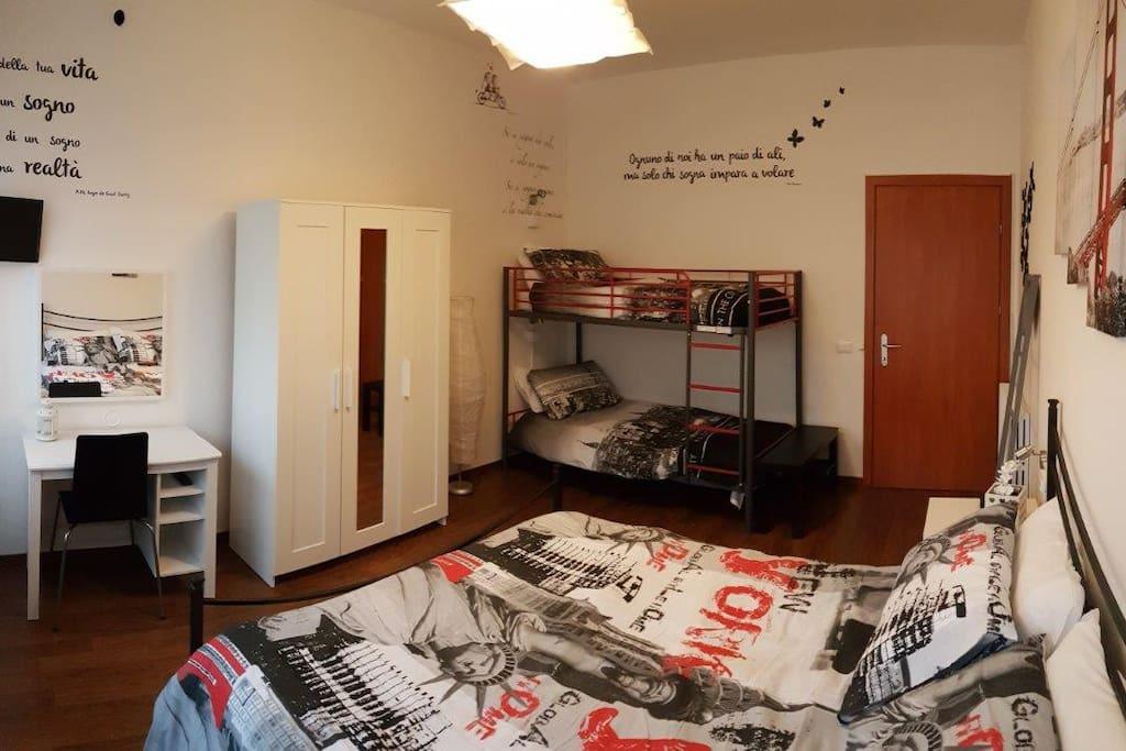 Bismantova guest house quadrupla appartamenti in affitto - Posto letto reggio emilia ...