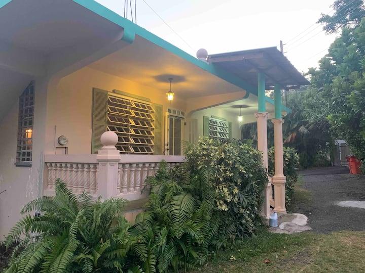 Beautiful Home in Tropical Setting in Rincon, PR