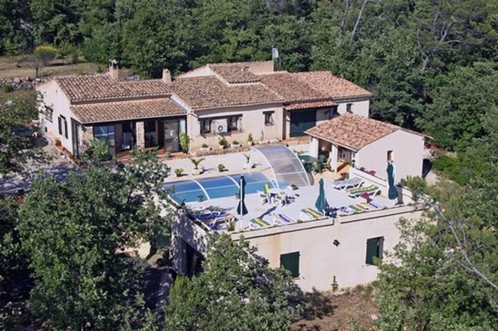 Chambre d hotes de charme - Saint-Maximin-la-Sainte-Baume - Villa