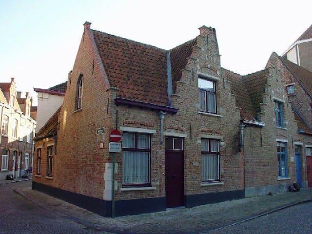 City center house inBruges Clarissa - Brugge - Huis
