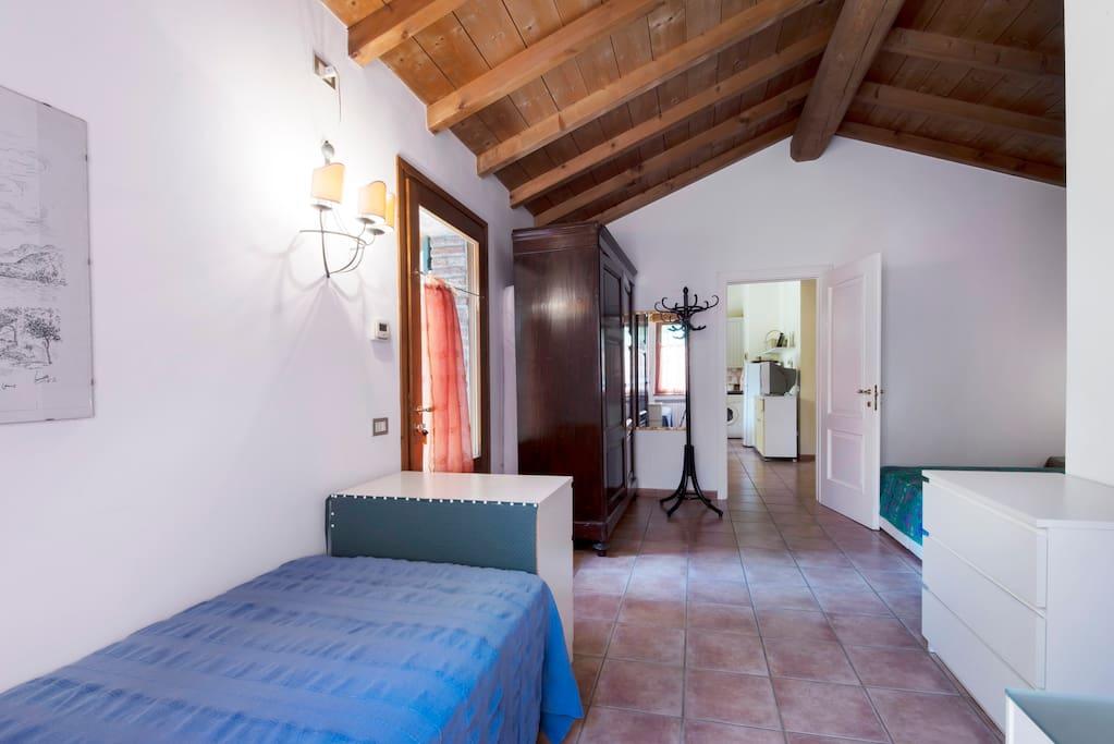 camera letto/3° letto