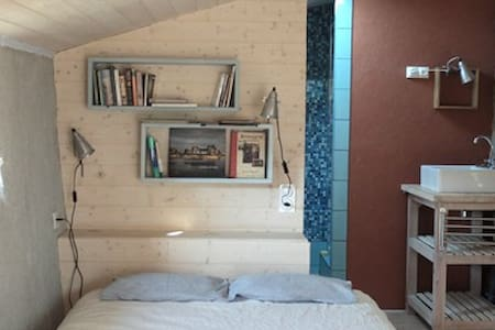 B&B, ecological & gayfriendly - 1 - Langonnet - Bed & Breakfast - 1