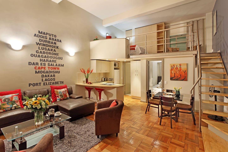 AfriNest Apartment