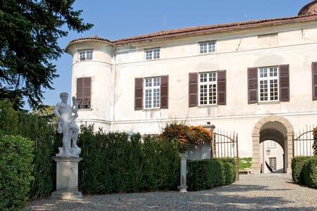 appartamento in Castello di charme - Rocca Grimalda - Apartamento