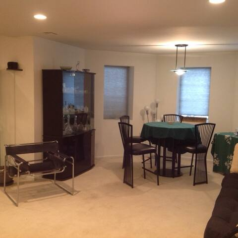 Large Living/Dining Combination