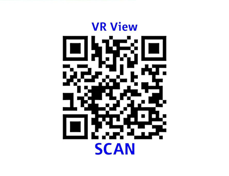 SCAN For Virtual Reality (VR) View